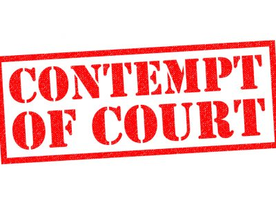 contempt of court mens divorce attorney law firm orlando florida