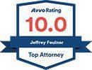 men's divorce law firm Avvo Rating 10.0